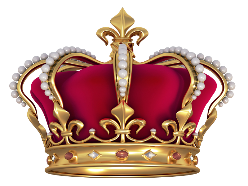 We have no say over who wears the crown. Does it matter?