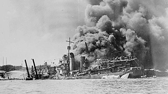 World War II in San Francisco, California – Legends of America |World War 2 Bombing Of Pearl Harbor