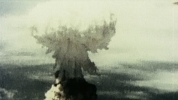 The use of the atomic bomb changed the nature of warfare forever