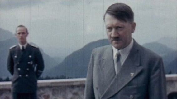 Adolf Hitler had long dreamt of acquiring 'living space' in the East